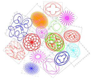 Spirograph Competition Image