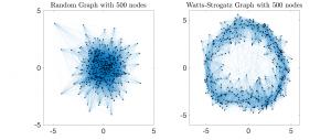 Random and Small World Graphs