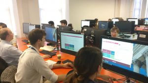 20 Clinicians coding